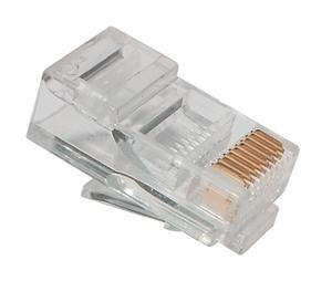 Коннектор RJ-45 для UTP кабеля 5 кат. VCOM <VNA2200> (100 шт)