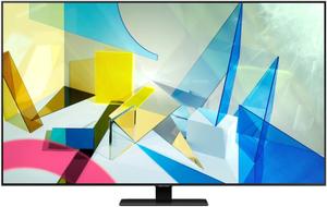 """Телевизор Samsung QE75Q80TAUXRU 75"""" (191 см) серый"""