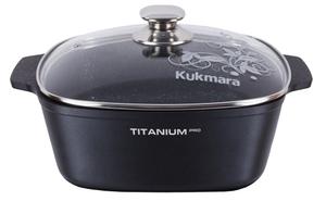 "Кастрюля Kukmara ""Titanium pro"""