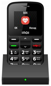 Сотовый телефон INOI 117B черный