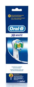 ORAL-B Насадка EB18 3DWhite 2шт