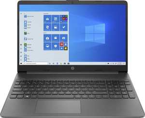 Ноутбук HP 15s-eq1142ur (22Q01EA) серый