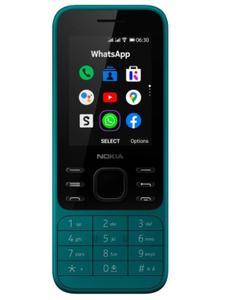 Сотовый телефон Nokia 6300 4G бирюзовый