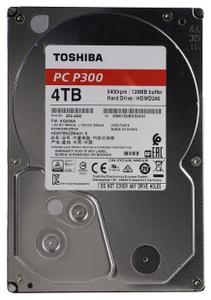 Жесткий диск Toshiba [HDWD240UZSVA] P300 4 ТБ