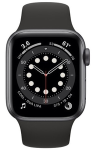 Смарт-часы Apple Watch Series 6 40mm черный