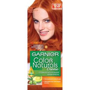 Краска для волос Color Naturals 7.40 Пленительный медный Garnier