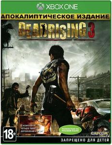 Игра на XBox One Deadrising 3 Apocalypse Edition