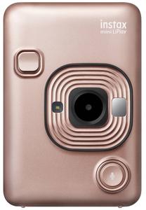 Фотоаппарат Fujifilm Instax MINI LiPlay розовый
