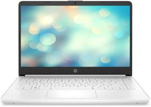 Ноутбук HP 14s-dq2011ur (2X1P7EA) белый