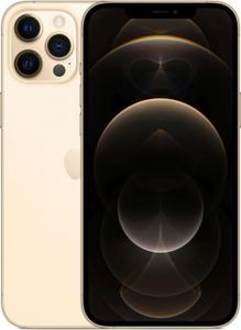 Смартфон Apple iPhone 12 Pro Max MGD93RU/A 128 Гб золотой