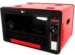 Мини-печь Itimat i-09 36л. красный, замена ручки