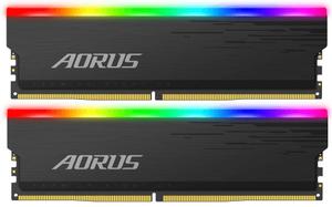 Оперативная память GIGABYTE Aorus RGB [GP-ARS16G33] 16 Гб DDR4