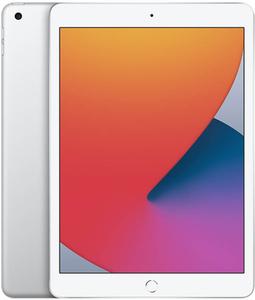 """Планшет Apple iPad Wi-Fi (2020) MYLA2RU/A 10,2"""" 32 Гб серебристый"""