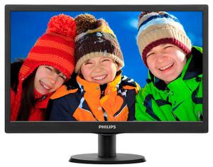 "Монитор Philips 203V5LSB26 19,5"" черный"