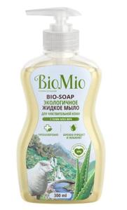 Жидкое мыло с гелем алоэ вера 300мл BioMio
