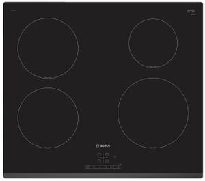 Индукционная варочная поверхность Bosch PUE63RBB5E черный