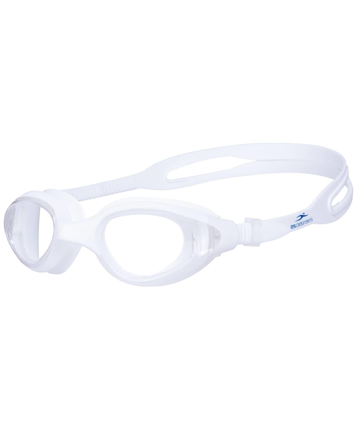 Очки для плавания Prive White