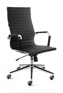 Кресло для руководителя Norden Техно черный