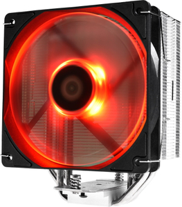 Кулер для процессора ID-Cooling [ID-CPU-SE-224-XT-R Red]