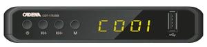 Цифровой TV-тюнер Cadena CDT-1753SB