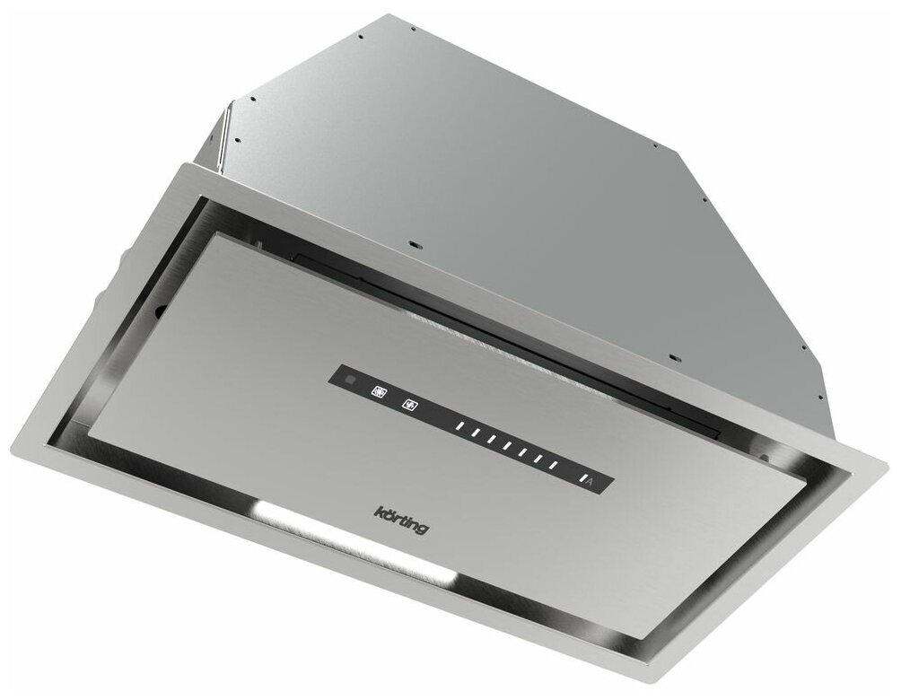 Вытяжка Korting KHI 6997 X серебристый