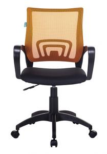 Кресло офисное Бюрократ CH-695NLT оранжевый
