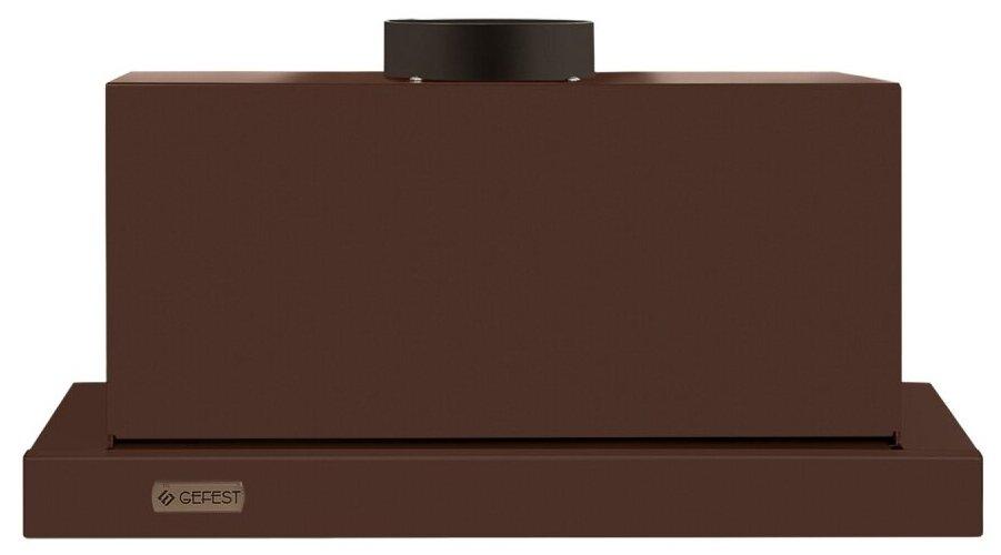 Вытяжка встраиваемая GEFEST ВО 4501 К17 коричневый