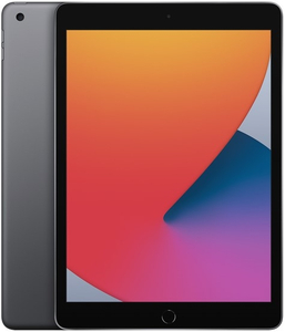 """Планшет Apple iPad (2020) MYL92RU/A 10,2"""" 32 Гб серый"""
