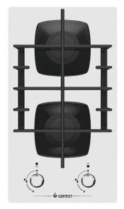 Газовая варочная панель GEFEST ПВГ 2002 К12 белый
