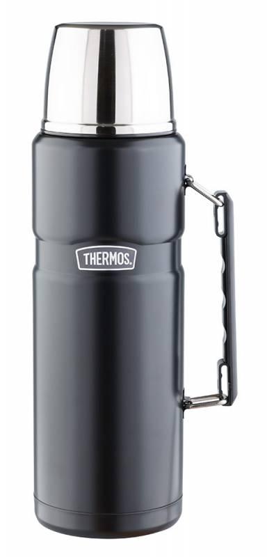 Термос Thermos SK2020 Matte Black (892195) 2л. черный