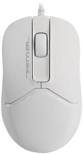 Мышь проводная A4Tech Fstyler FM12 белый