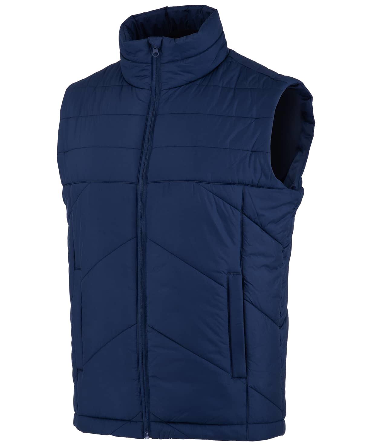 Жилет утепленный детский ESSENTIAL Padded Vest, темно-синий