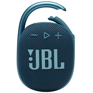 Портативная колонка JBL Clip 4 JBLCLIP4TEAL синий