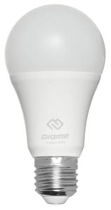 Лампа светодиодная DIGMA DiLight N1, E27, 8Вт