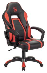 Кресло игровое A4Tech Bloody GC-350 красный