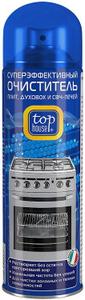 Суперэффективный очиститель плит, духовок и СВЧ печей 500мл (аэрозоль) TOP HOUSE