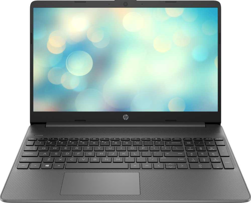 Ноутбук HP 15s-eq1143ur (22Q27EA) серый