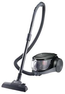 Пылесос LG VK76A02NTL черный