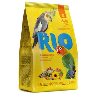 "RIO / Корм для средних попугаев ""основной рацион"" 500 гр."