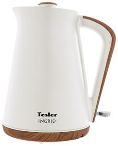 Чайник электрический TESLER KT-1740 белый