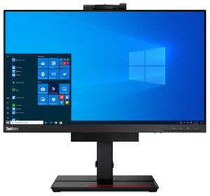 """Монитор Lenovo ThinkVision TIO24Gen4 [11GDPAT1EU] 23,8"""" черный"""