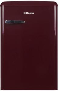 Холодильник Hansa FM1337.3WAA бордовый