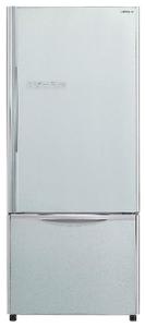 Холодильник Hitachi R-B 572 PU7 GS серебристый