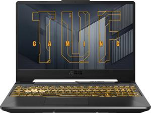 Ноутбук игровой Asus TUF F15 FX506HC-HN002 (90NR0723-M00810) серый