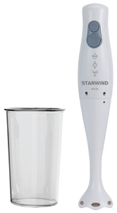 Блендер погружной StarWind SBP1124 белый