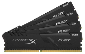 Оперативная память HyperX FURY [HX430C15FB3K4/32] 32 Гб DDR4