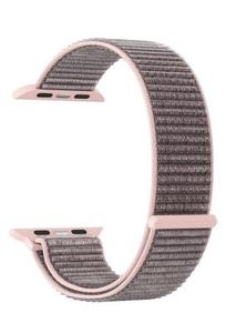Нейлоновый ремешок для Apple Watch 38/40 mm LYAMBDA VEGA DS-GN-02-40-5 Rose Gold