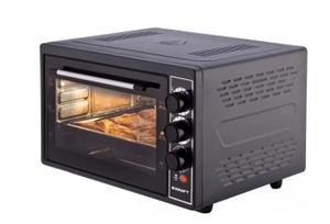 Мини-печь Kraft 3804 RKBL черный