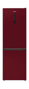 Холодильник Gorenje NRK6192AR4 красный