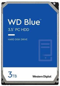 Жесткий диск Western Digital [WD30EZAZ] Blue 3 ТБ